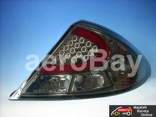 gen2 led tail lamp
