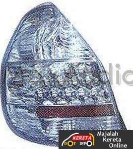honda jazz tail lamp led spec