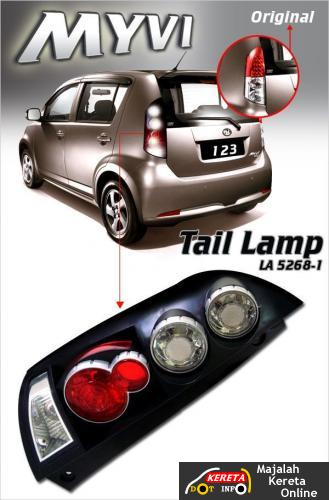 Myvi Tail Lamp
