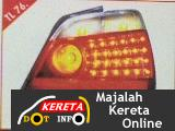 proton waja bmw tail lamp led