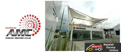 Suzuki Aiman Motor Club (AMC) Racing Team