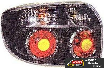 Toyota Vios CRYSTAL Tail Lamp