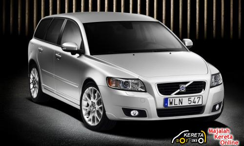 NEW VOLVO V50 2.4i in MALAYSIA LAUNCHED BY VOLVO Car Malaysia Sdn Bhd