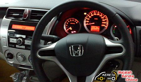 2009 honda city new
