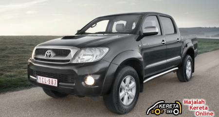 2009 toyota hilux facelifted new