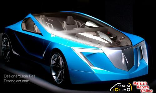 THE FUTURISTIC ACURA 2+1 CONCEPT CAR - NSX REPLACEMENT, Transparent Glass Hood, Plastic Body, Powered By Solar Panel