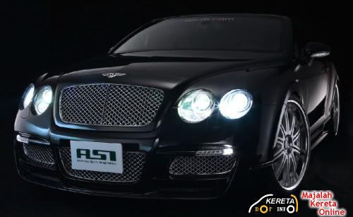 ASI Bentley Continental GTC 1
