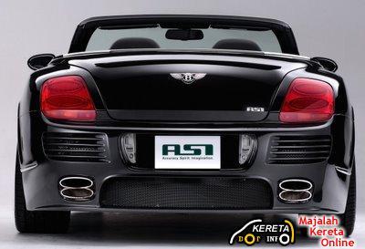 ASI Bentley Continental GTC 2