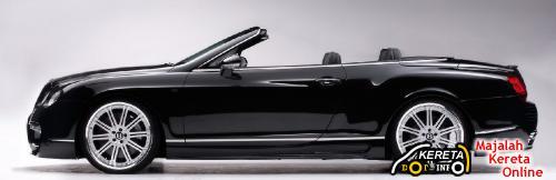 ASI Bentley Continental GTC 3