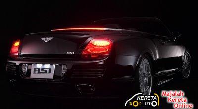 ASI Bentley Continental GTC 4