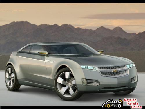 Chevrolet Volt 2