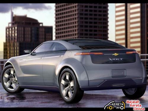 Chevrolet Volt 4