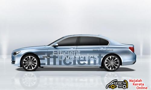 BMW 7 SERIES ACTIVEHYBRID 1