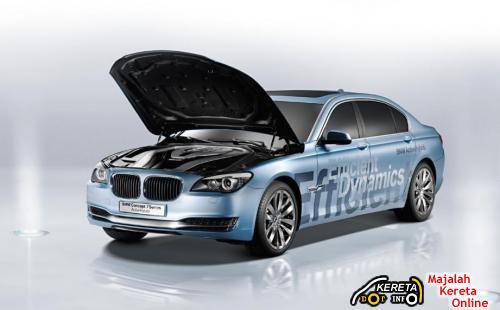 BMW 7 SERIES ACTIVEHYBRID 2