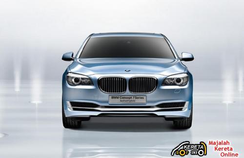 BMW 7 SERIES ACTIVEHYBRID 3