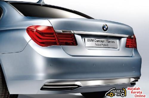 BMW 7 SERIES ACTIVEHYBRID 4