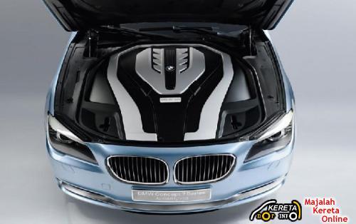 BMW 7 SERIES ACTIVEHYBRID 6