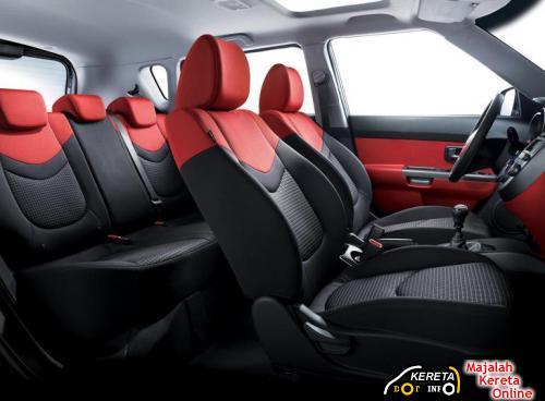 KIA SOUL - a brand new urban crossover car 4