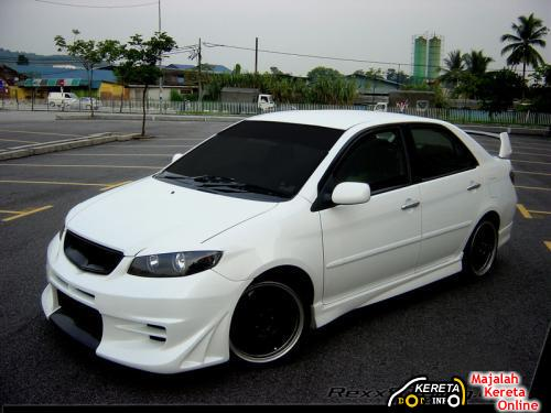 make up modified toyota vios