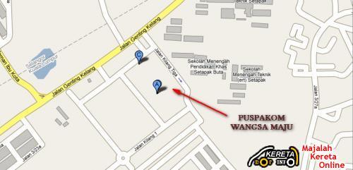 DRB-Hicom To Ensure Puspakom Is Corruption Free - Check your car at Puspakom