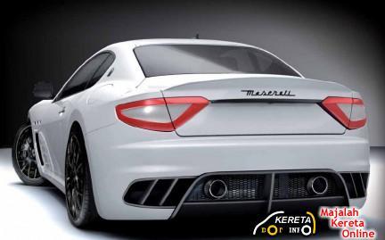Maserati GranTurismo MC Concept 2