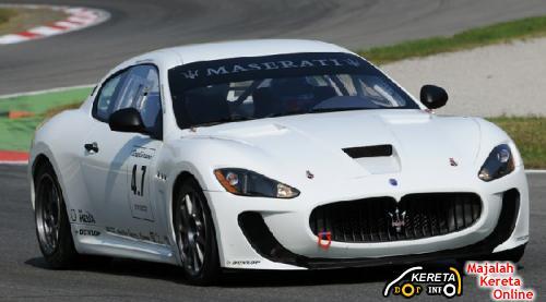 Maserati GranTurismo MC Concept 5
