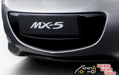 MAZDA NEW MX-5 MIATA FACE LIFTED 2009