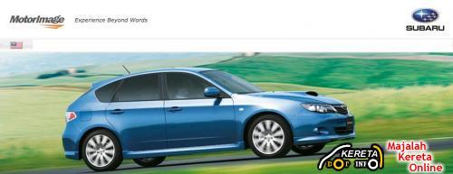 MOTOR Image Group Bangun imej baru Subaru Malaysia