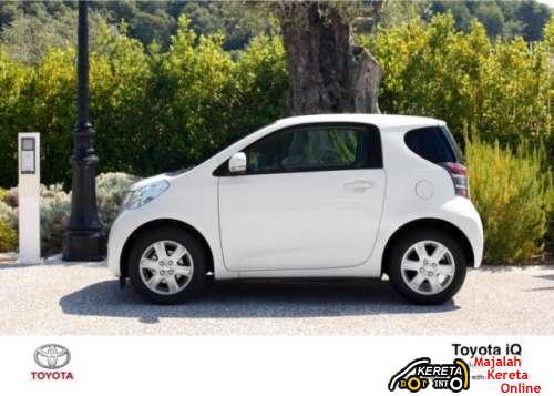 TOYOTA iQ ULTRA COMPACT - WORLD'S SMALLEST FOUR PASSENGER CAR > iQ CONCEPT