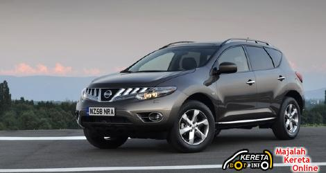NEW SECOND GENERATION NISSAN MURANO - More Sporty + Powerfull