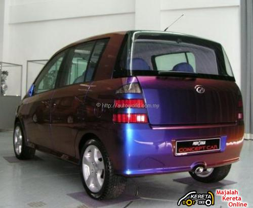 PICTURE OF PERODUA CONCEPT CARS?