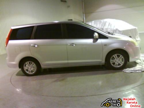ACTUAL PROTON MPV 2009 CLAY MODEL PICTURE LEAKEDACTUAL PROTON MPV 2009 CLAY MODEL PICTURE LEAKED