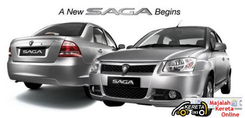 LATEST PRICE + MONTHLY INSTALLMENT + FUEL CONSUMPTION OF PROTON NEW SAGA BLM