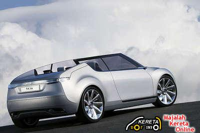Saab 9X Air Concept car
