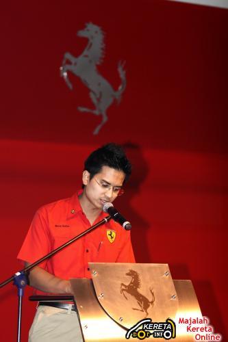 NAZA ITALIA REIGNITES MALAYSIAN FERRARI DREAM WITH FIRST FERRARI OWNERS GATHERING