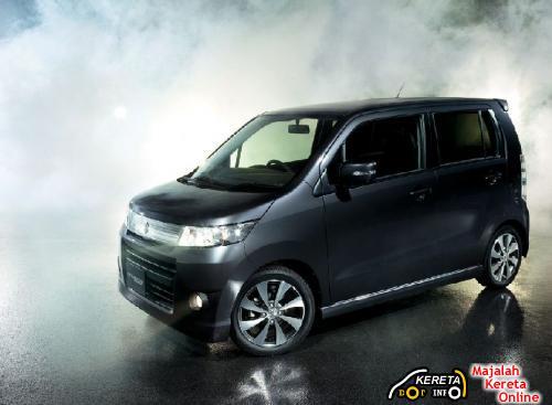 Suzuki Wagon R and Suzuki Wagon R Stingray 2