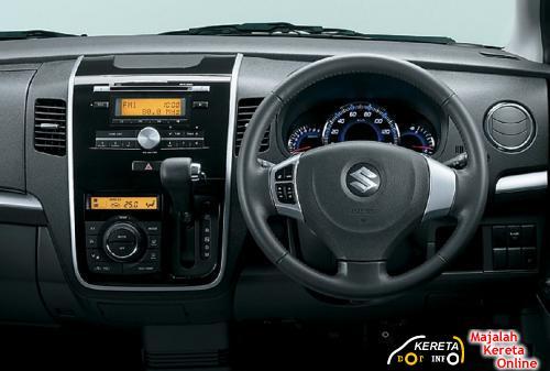 Suzuki Wagon R and Suzuki Wagon R Stingray 5