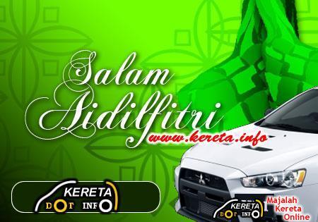 DRIVING TIPS - FESTIVE SEASON - SELAMAT HARI RAYA AIDILFITRI & TIPS PEMANDUAN SELAMAT, MENJIMATKAN
