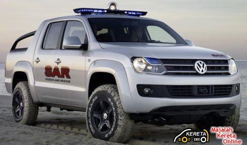 Volkswagen Pickup Concept 2