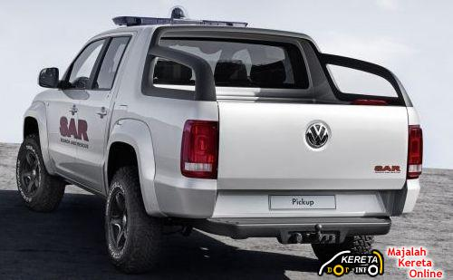 Volkswagen Pickup Concept 3