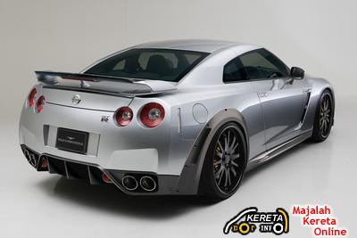 WALD International MAKE UP BODYKIT FOR NISSAN GT-R