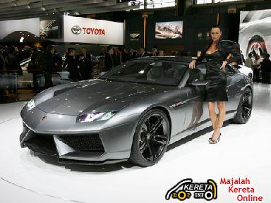 2008 Lamborghini Estoque 1