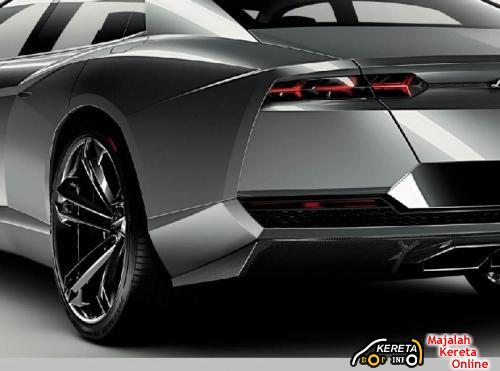 2008 Lamborghini Estoque 6