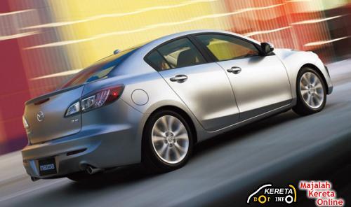 2010 Mazda3 Sedan 2