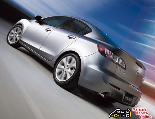 2010 Mazda3 Sedan 3