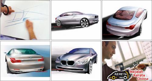NEW BMW 7 Series 1