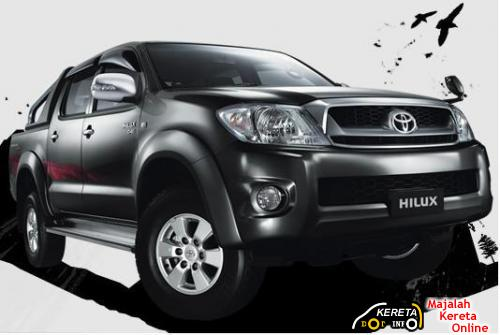 NEW FACELIFTED TOYOTA IMV HILUX, INNOVA & FORTUNER IN MALAYSIA