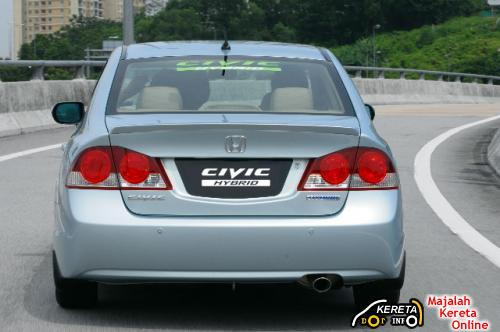 HONDA CIVIC HYBRID NEW PRICE RM125,000 to RM130,000 - COMPLETE DETAILS SPECIFICATION - Price Revised by Honda Malaysia
