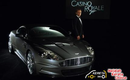 Shell Malaysia Hopes James Bond Collectible Cars To Be Next Success