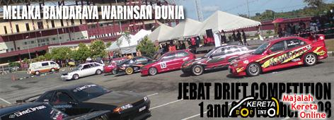 jebat drift competition